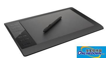 高漫1060pro数位板驱动程序 v8.01 中文安装免费版
