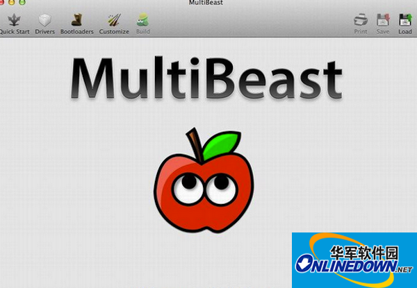 MultiBeast for mac V5.4.1 苹果电脑版