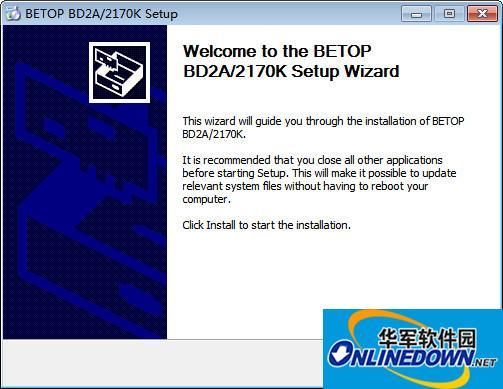 BETOP北通蝙蝠BTP-BD2A手柄驱动程序