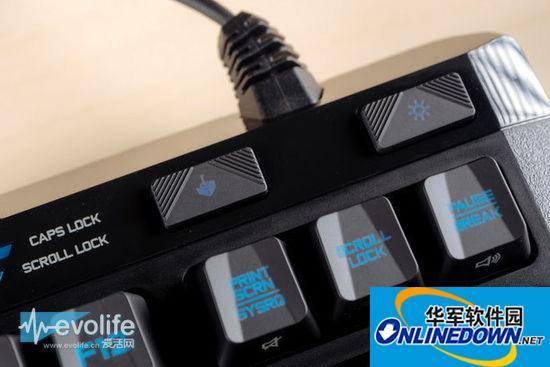 罗技G310机械键盘驱动