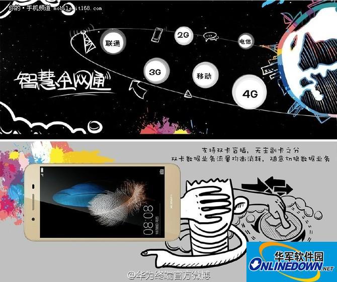 华为畅享5S手机驱动