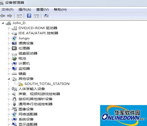 WinCE系列全站仪USB驱动程序