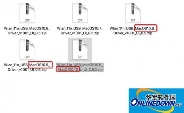 comfast cf-wu756p USB无线网卡驱动程序 for Mac