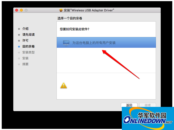 腾达W311MA无线网卡驱动程序 for Mac