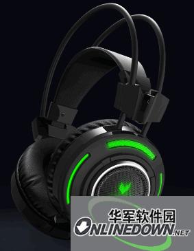 雷柏VH600耳机驱动程序