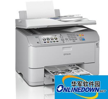 爱普生WF-M5693打印机驱动程序 32位 含扫描驱动