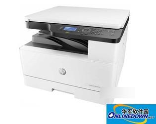 惠普HP m436n一体机驱动程序(含打印扫描驱动) 32位