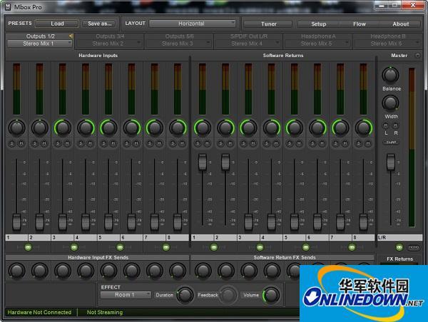 Avid Mbox Pro声卡驱动程序