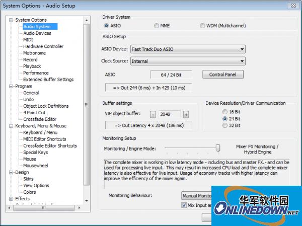 AVID Fast Track Solo 专业声卡驱动程序