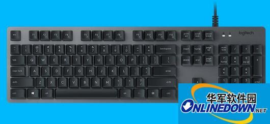 罗技K840键盘驱动程序  v6.50.60 官方版