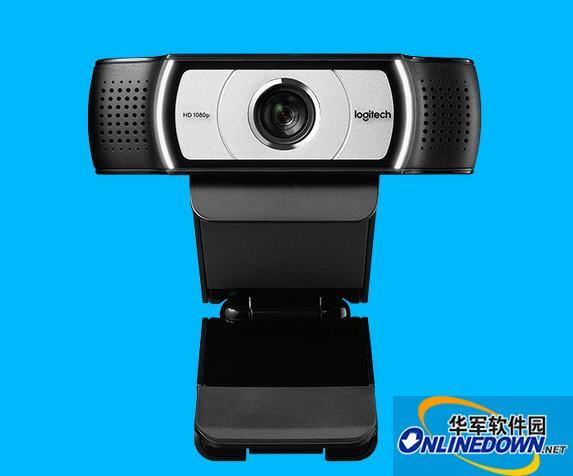 罗技c930e摄像头驱动程序
