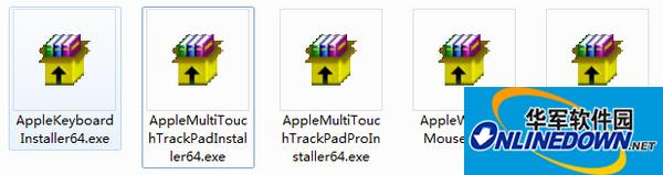 magic trackpad 2 win10驱动程序(苹果触控板驱动)