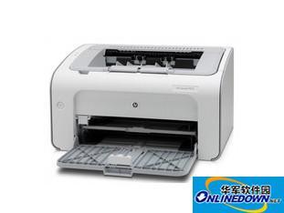 惠普hp p1102打印机驱动程序 1.0 官方版