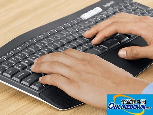 罗技mk850无线键盘驱动程序
