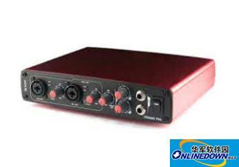艾肯Utrack USB声卡驱动程序