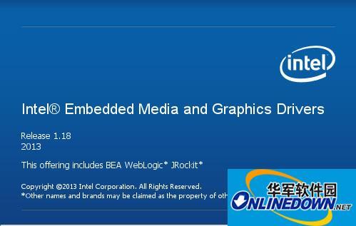 Intel英特尔Atom E6XX/US15显卡驱动程序