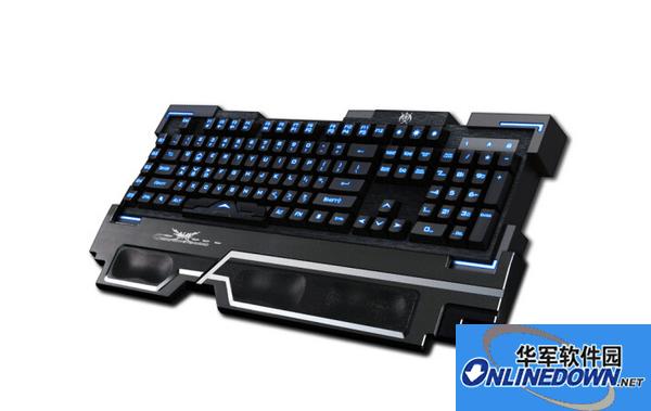 七巧手剑锋M6游戏键盘驱动程序  v1.0 官方版
