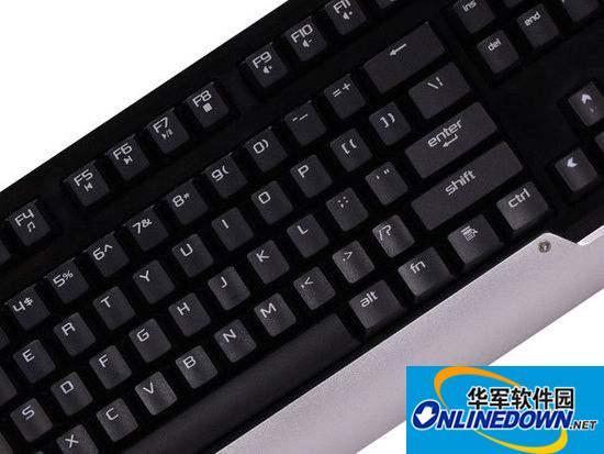 黑爵AK47键盘驱动程序  v2017 官方版