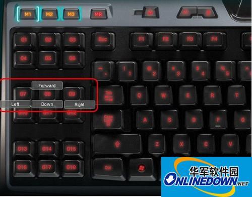 罗技g105键盘驱动程序