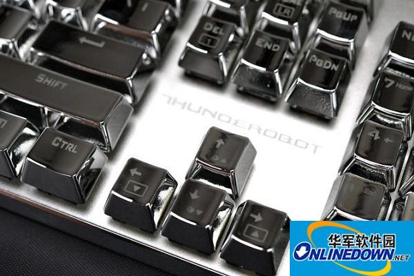 雷神K75机械键盘驱动程序  v1.0 官方免费版