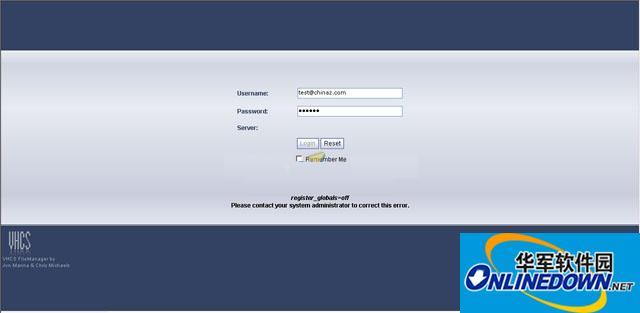 vhcs开源的虚拟主机管理系统 2.4.7.1