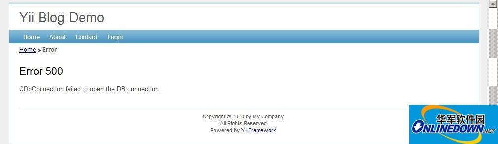 PHP 开发框架 Yii Framework 36910
