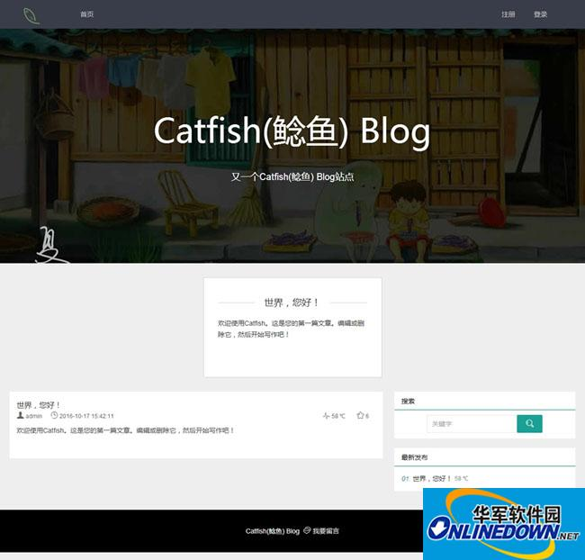 Catfish(鲶鱼) Blog 36906
