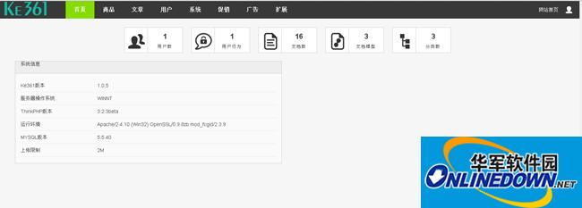 Ke361开源淘宝客系统