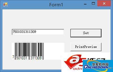 商品条形码生成器