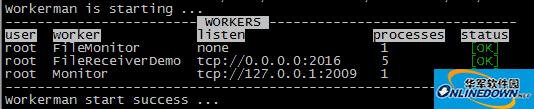 Workerman(高性能PHP Socket框架)