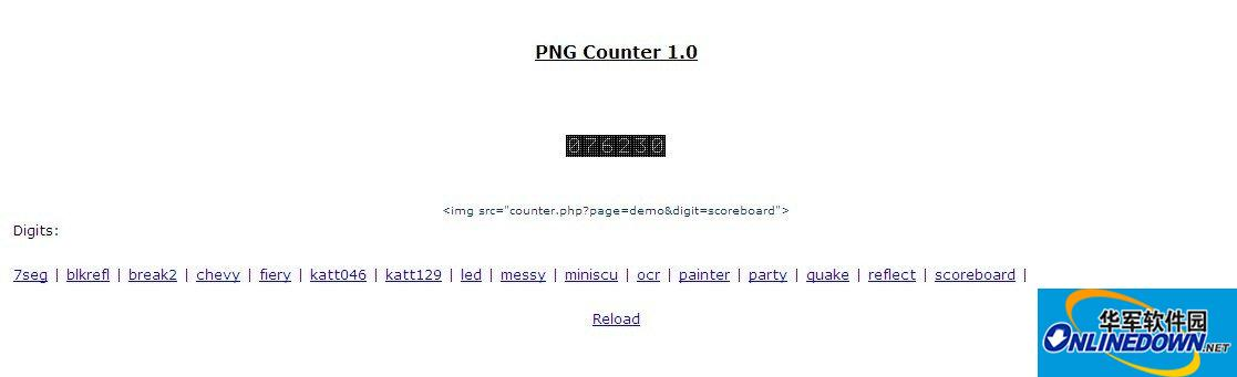 PNG Counter