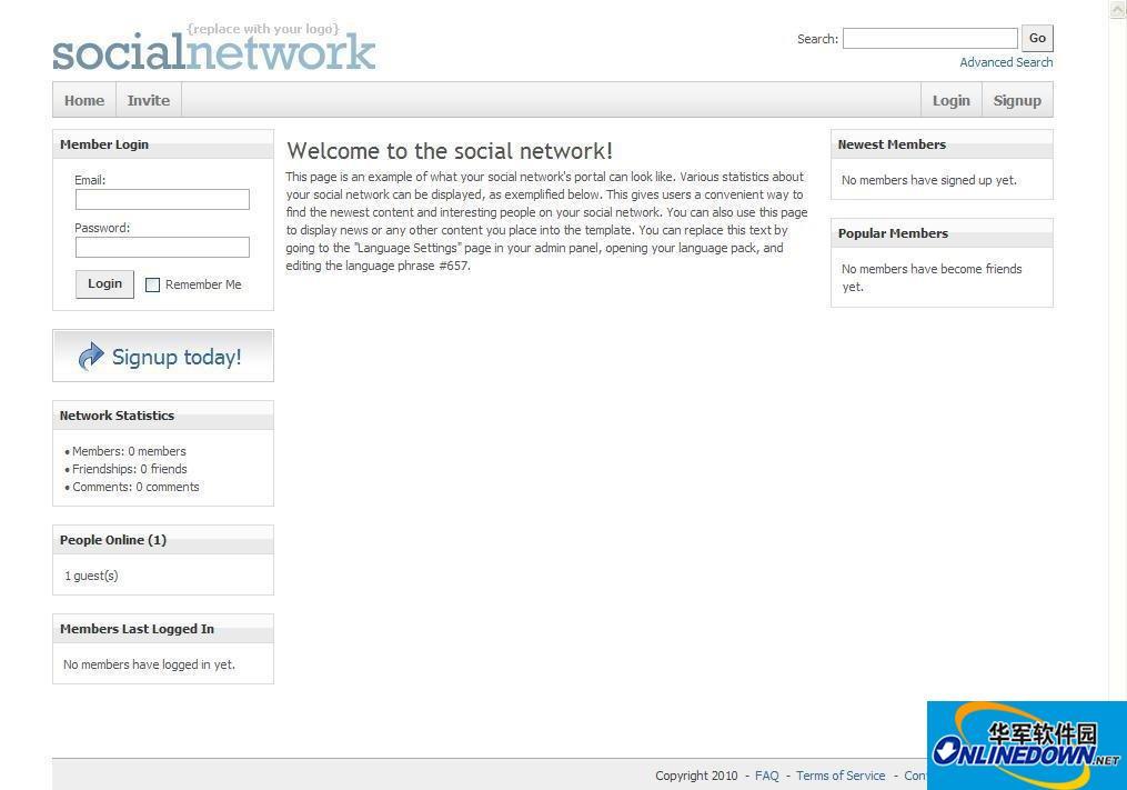 Socialengine 3.2