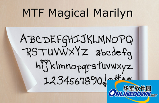 MTF Magical Marilyn PC版