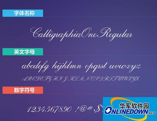 CalligraphiaOne