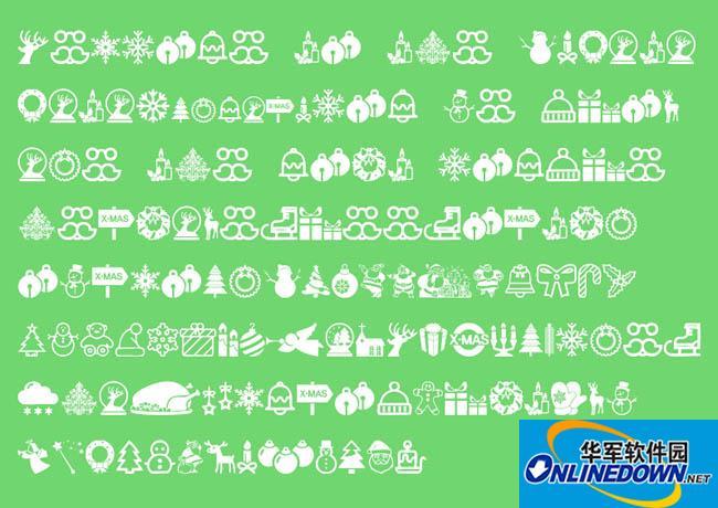 Christmas Icons PC版