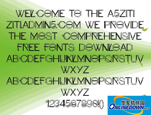Craft Font PC版