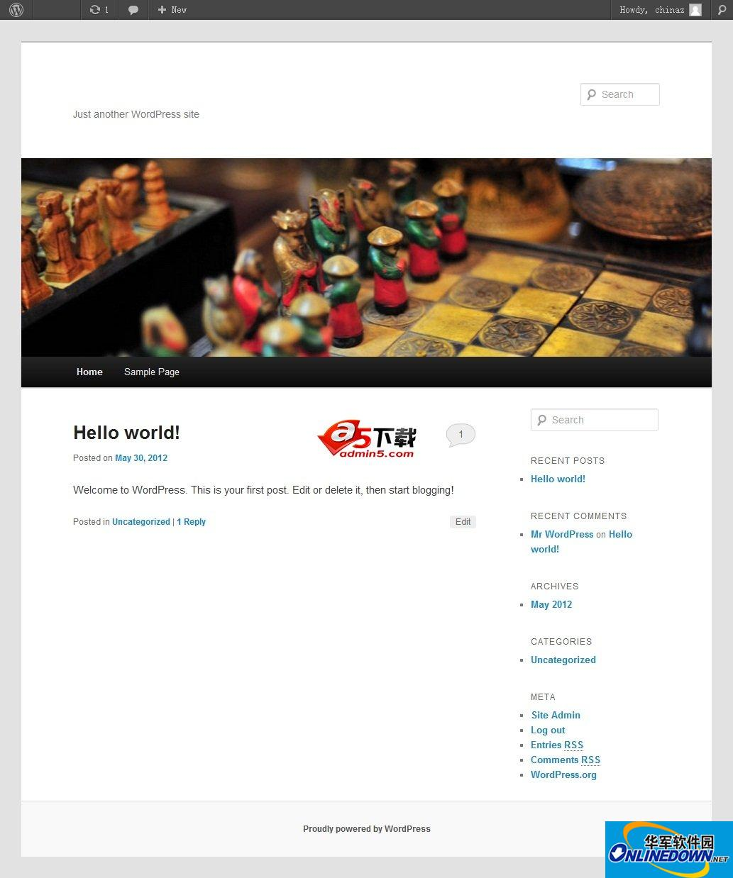 WP.NET .NET版WordPress PC版