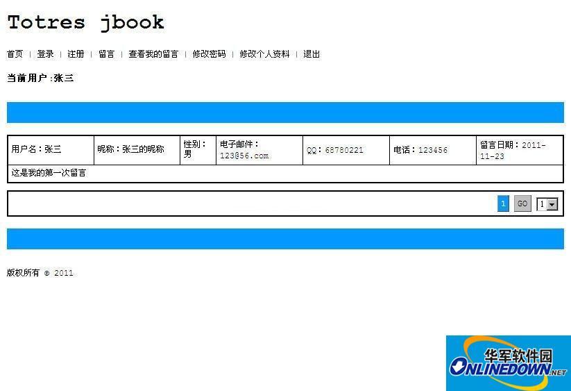 Totres Jbook 留言本 PC版