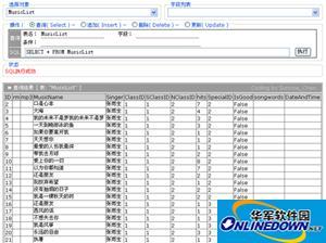 虎冀阁Access数据库在线管理工具