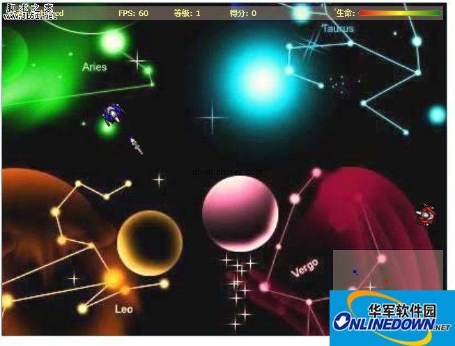 asp.net Silverlight星际竞技场游戏 PC版