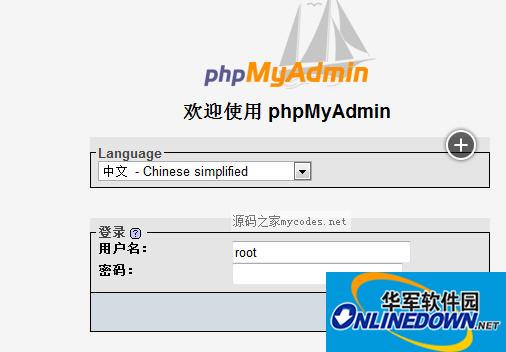 MyAdmin(MySQL的...