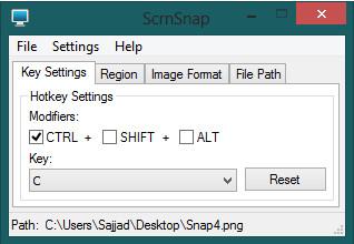 屏幕截图工具(ScrnSnap)