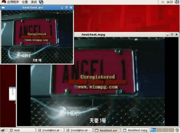 视频转码工具FFmpeg 2.3