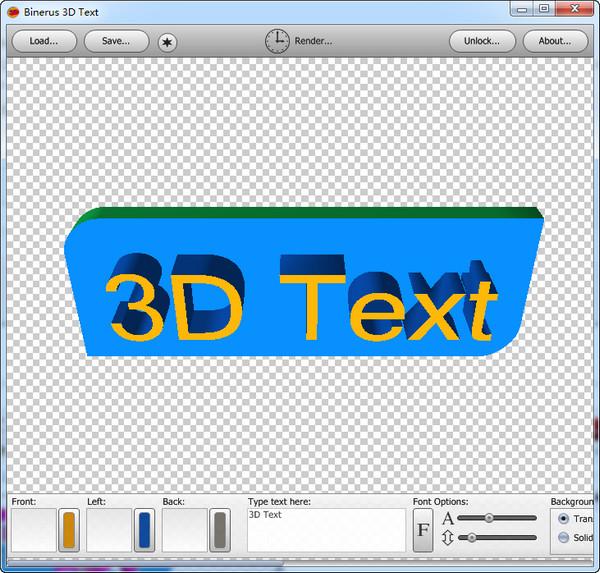 3D图标制作软件(...