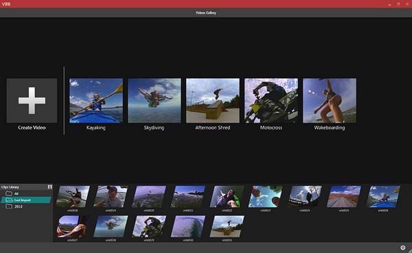 virb视频合并软件(virb edit) v3.20官方版