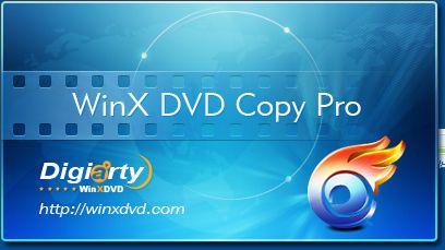 DVD备份(WinX DVD Copy Pro)v3.6.5中文免费版