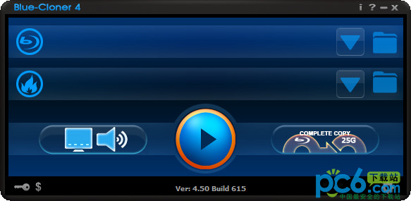 蓝光光碟备份软件(Blue Cloner)v4.50.615免费版