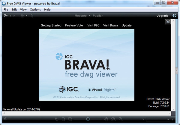 Free DWG Viewer...
