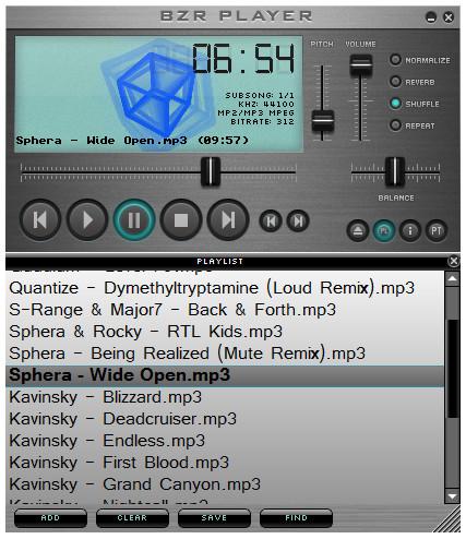 变声播放器(BZR Player)