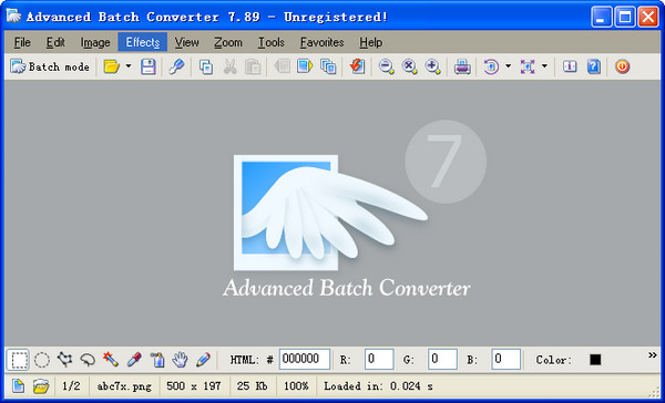 图片格式转换器(Advanced Batch Converter)